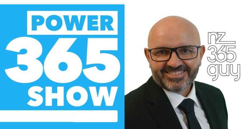 The Power 365 Show cover image