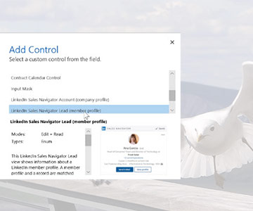 Sales Navigator in Dynamics 365 Unified Interface thumbnail image