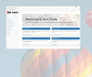 All about Xrm.Tools thumbnail image